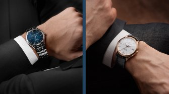 Clifton Baumatic, rose gold, stainless steel Trends and style