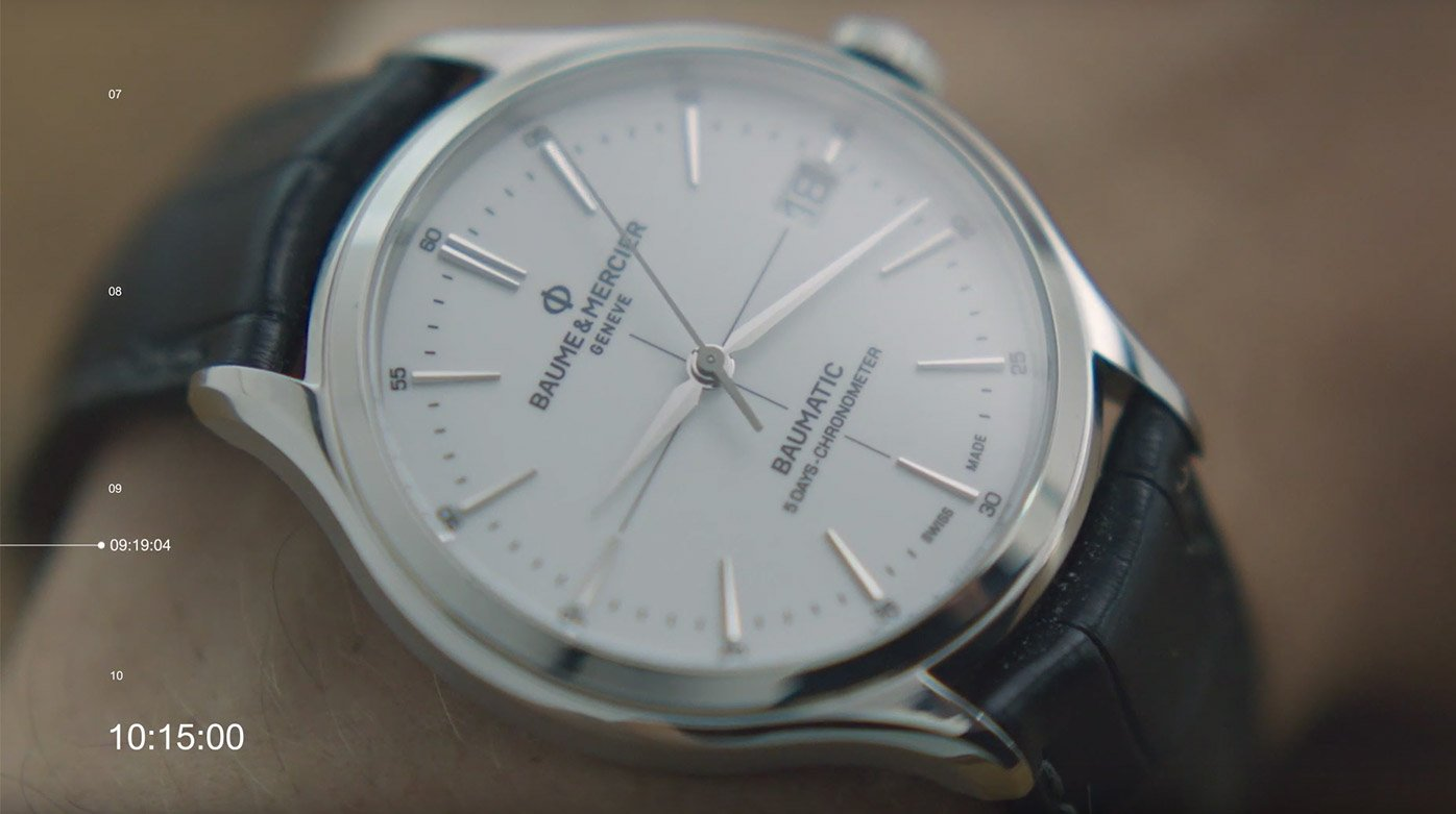 Baume & Mercier - Baumatic accuracy
