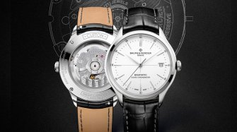 The Baumatic: Baume & Mercier's masterstroke Trends and style