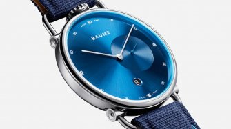 The Baume collection arrives at Baumes & Mercier