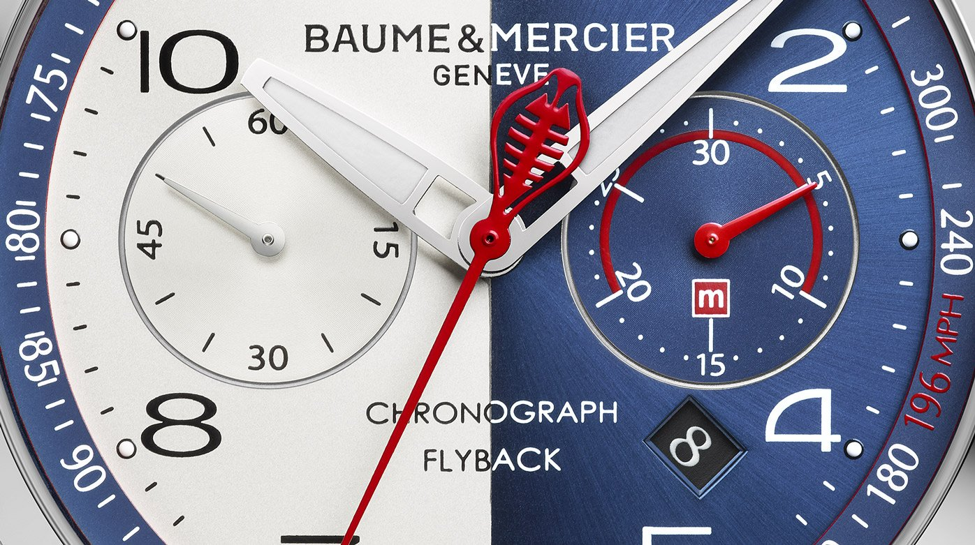 Baume & Mercier - Clifton Club Shelby® Cobra