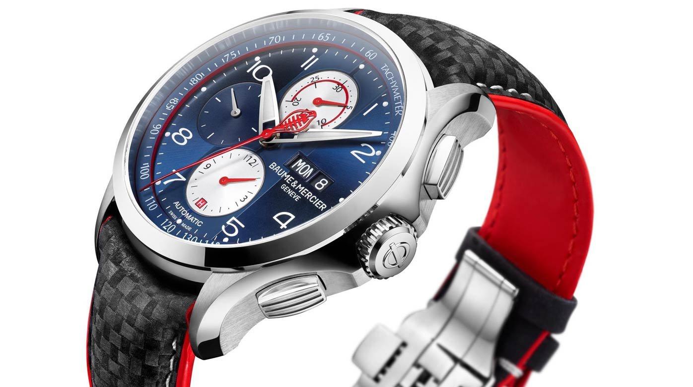 Baume & Mercier - Clifton Club Shelby® Cobra 1964