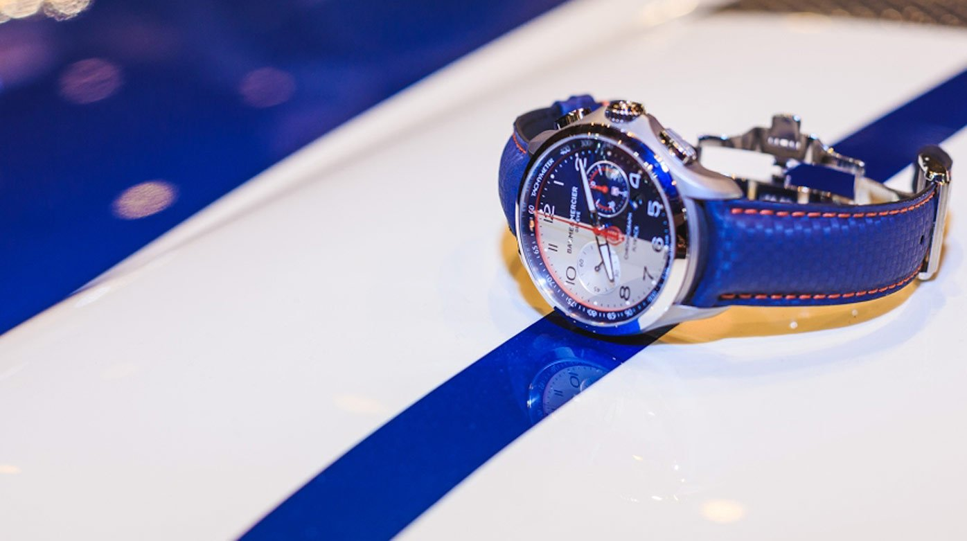 Baume & Mercier - Retromobile Paris