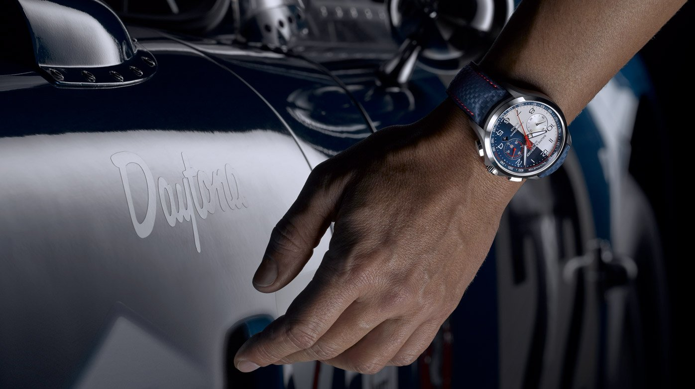Baume & Mercier - The stopwatch is ticking on a legendary race
