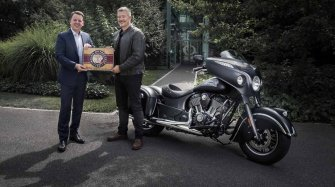 Indian Motorcycle partnership