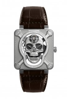 BR01 Laughing Skull Light Diam