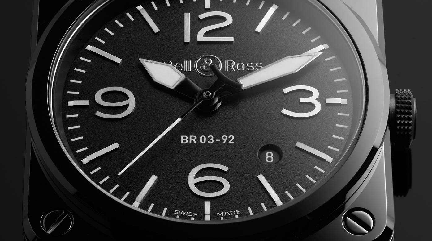 Editorial - Win a Bell & Ross BR 03-92 Black Ceramic watch worth CHF 4,300