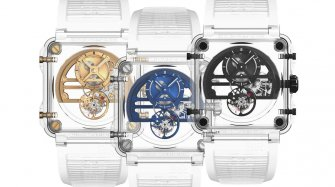 BR-X1 Skeleton Tourbillon Sapphire unique pieces Trends and style