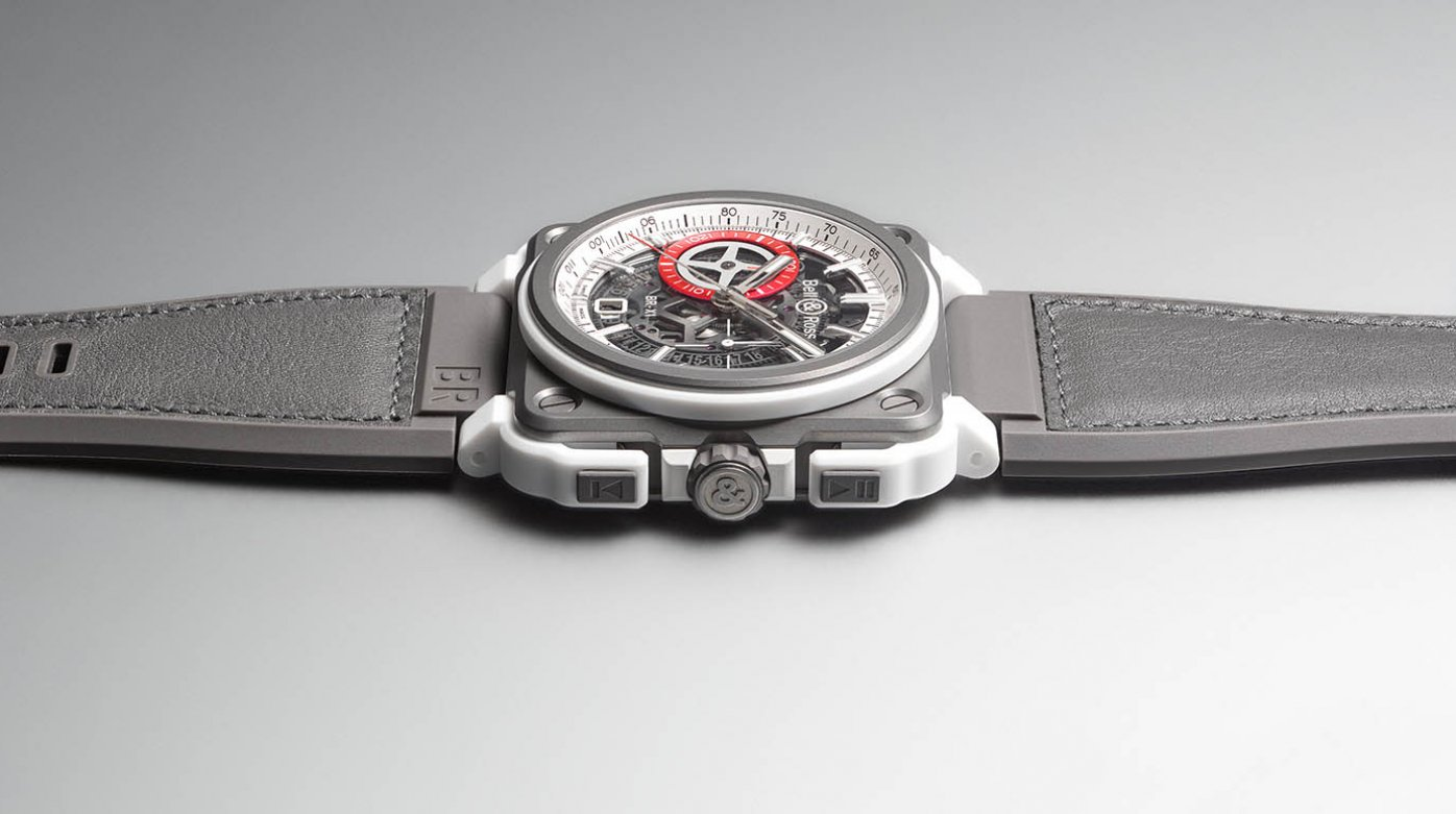 Bell & Ross - BR-X1 White Hawk and BR-X1 Tourbillon White Hawk