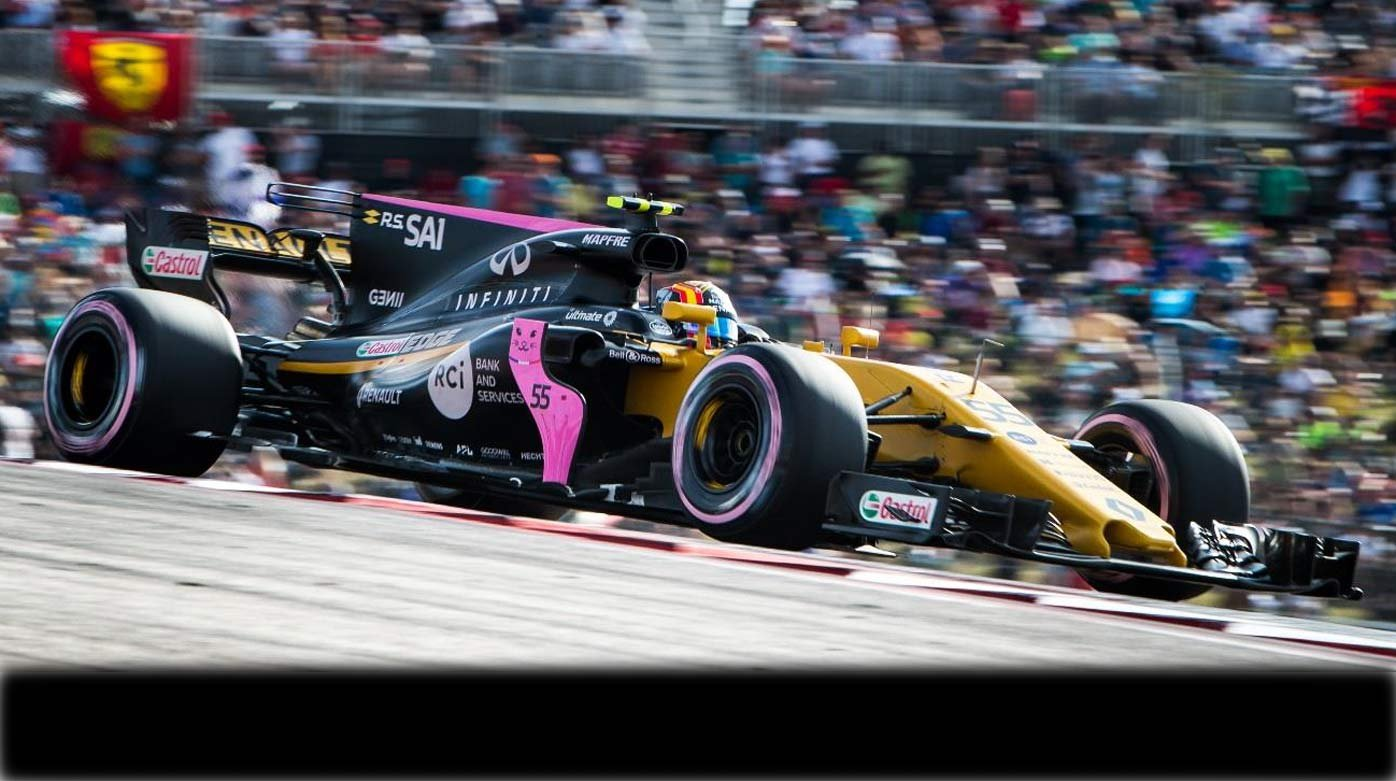 Bell & Ross - With Carlos Sainz at the Austin GP