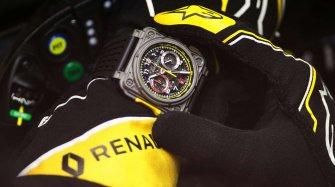 R.S.18 Chronographs  Trends and style