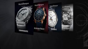 Selections: the best of the watch world Arts and culture