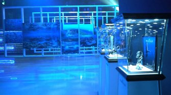 Blancpain Ocean Commitment exhibition in Seoul