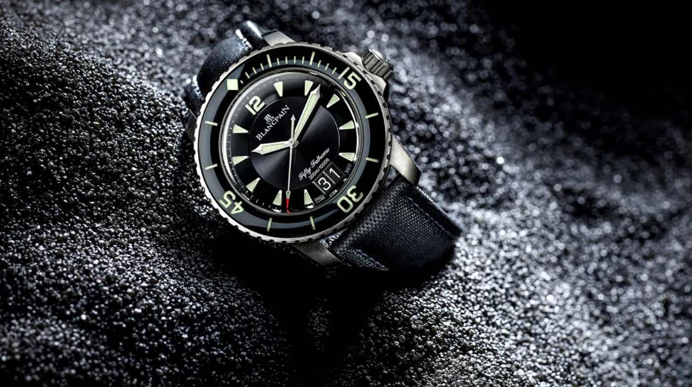 Blancpain - Fifty Fathoms: not just for divers