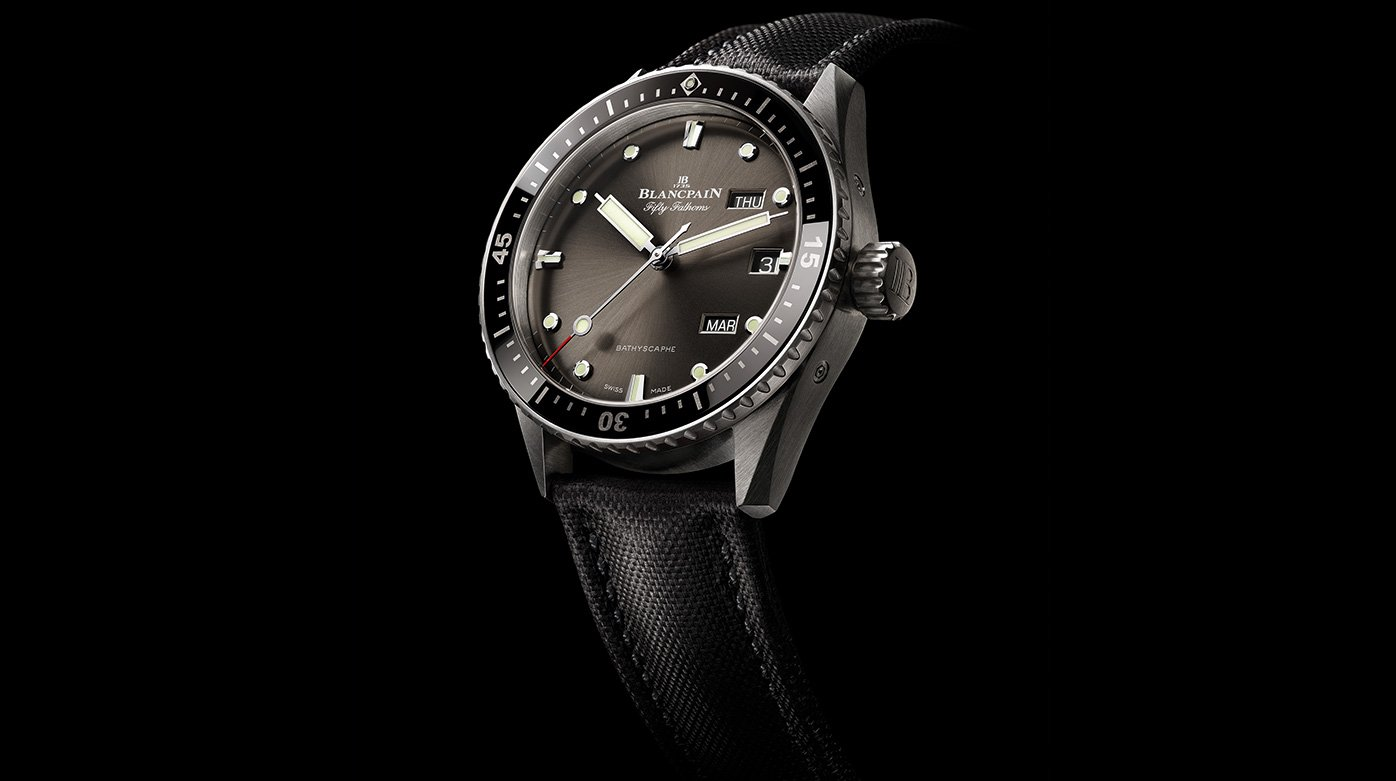 Blancpain - Fifty Fathoms Bathyscaphe Annual Calendar