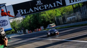 Kick-off of the Blancpain GT Series in Monza Sport