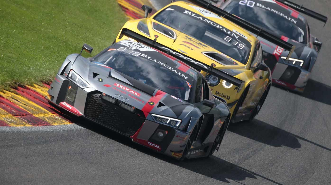 Blancpain - A GT Series going from strength to strength