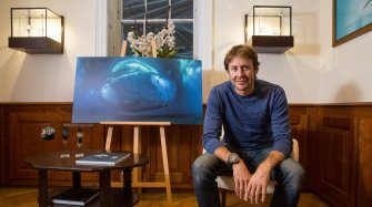Laurent Ballesta's photograph rewarded in London