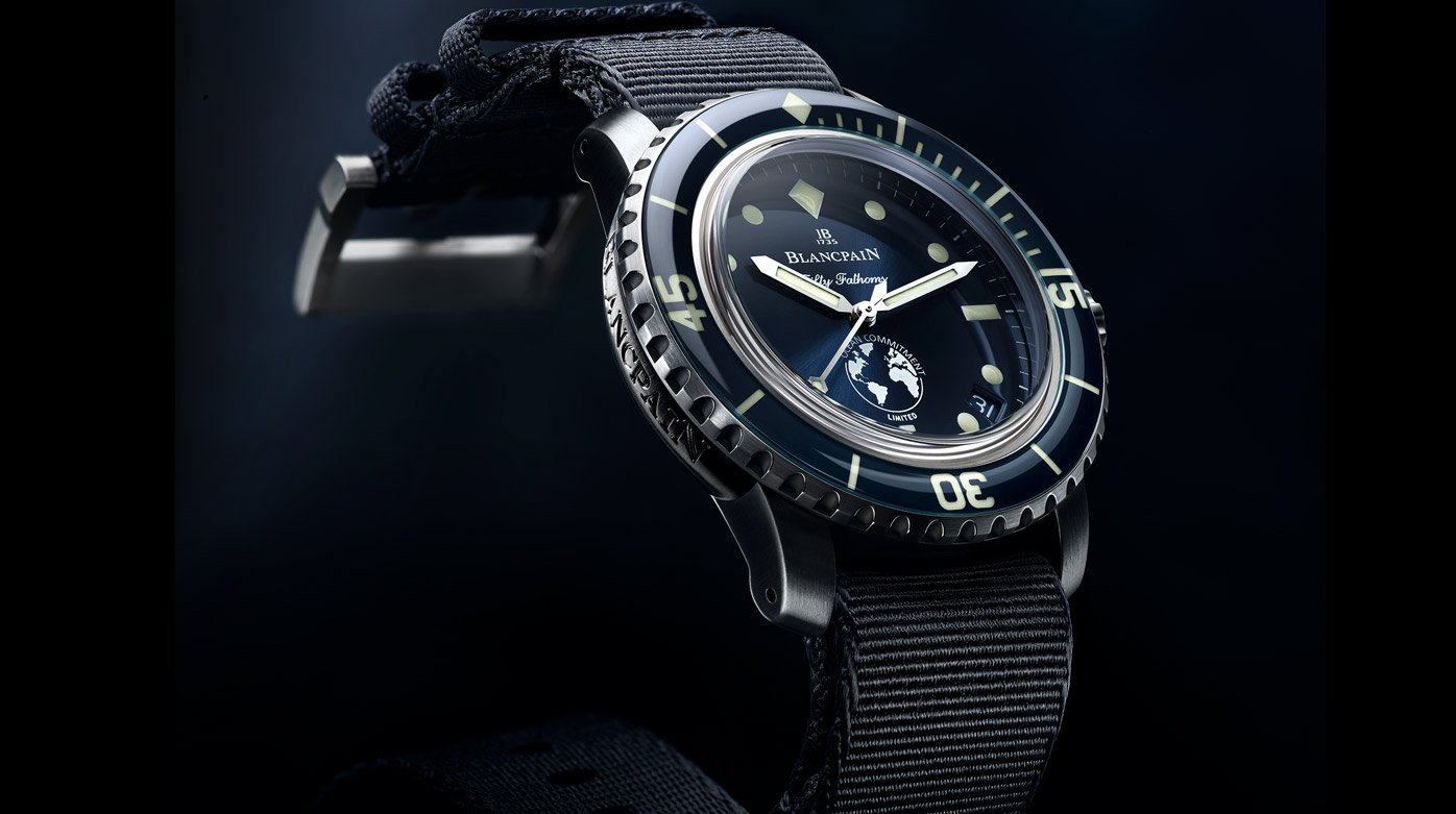 Blancpain - Fifty Fathoms Ocean Commitment III