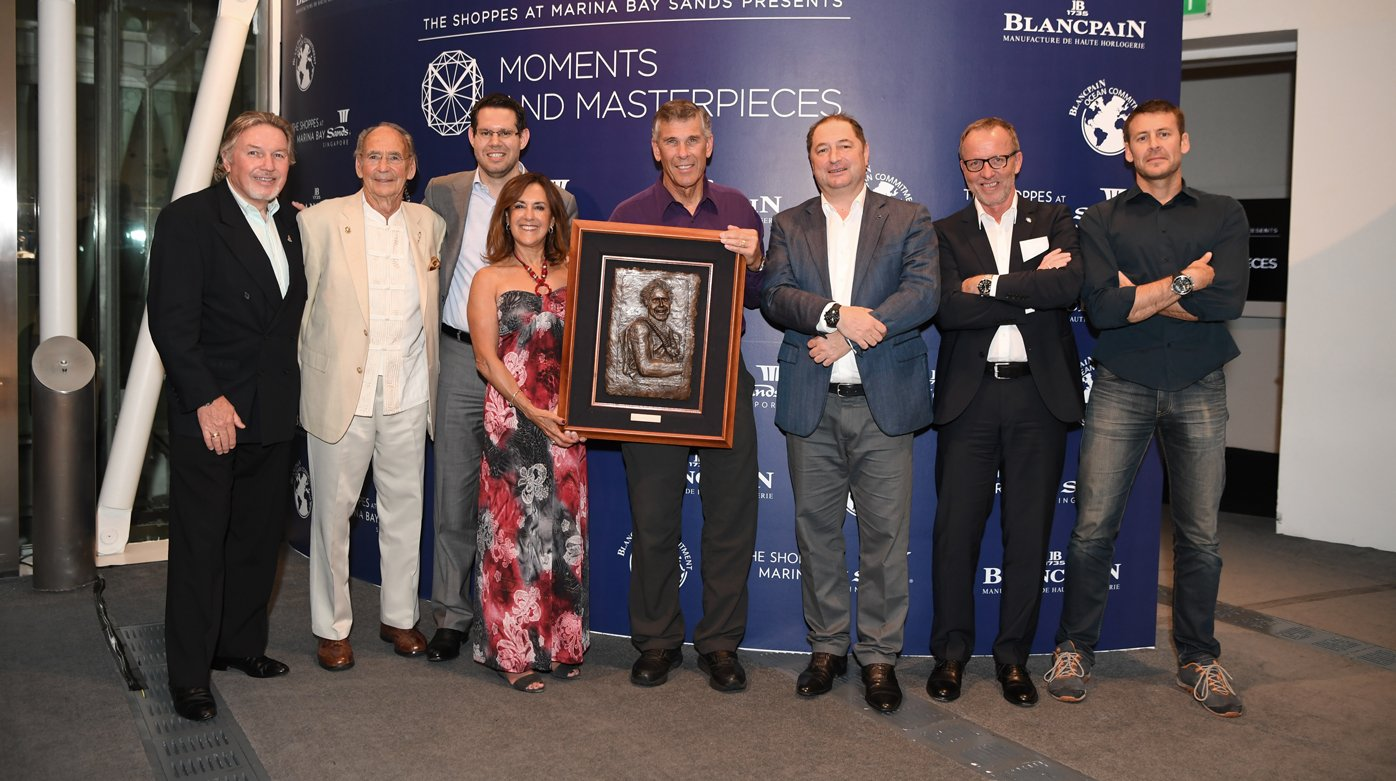 Blancpain - The Blancpain Ocean Commitment global concept