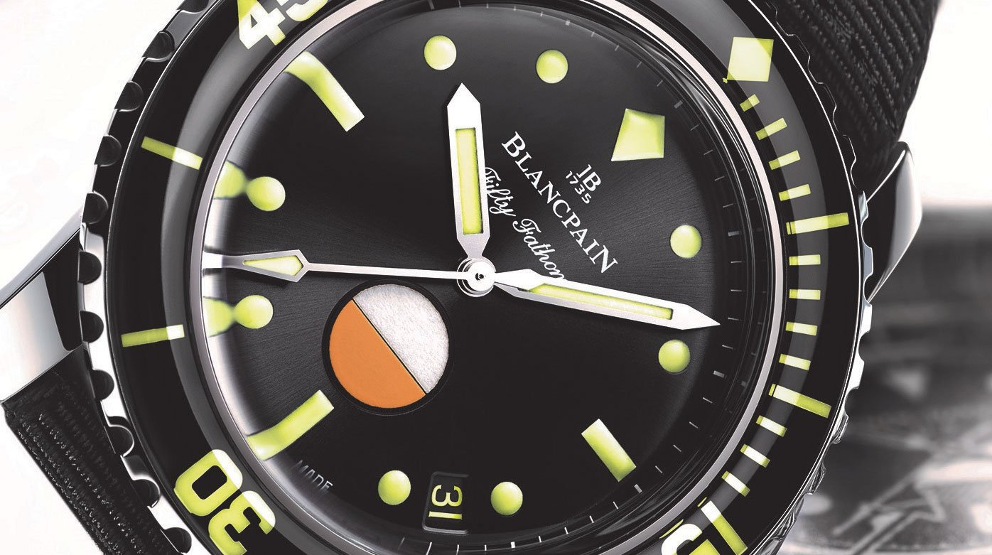 Blancpain - Tribute to Fifty Fathoms MIL-SPEC Only Watch