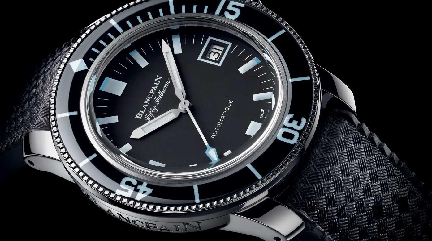 Blancpain - A Fifty Fathoms Barakuda for Only Watch