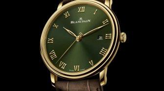Blancpain: the return of yellow gold? Trends and style
