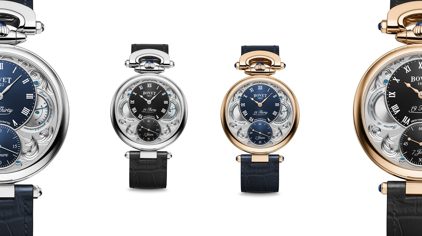 Bovet 1822 - Fleurier 19Thirty