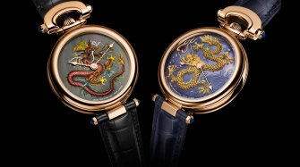 Amadéo Fleurier Chinese Dragon  Trends and style