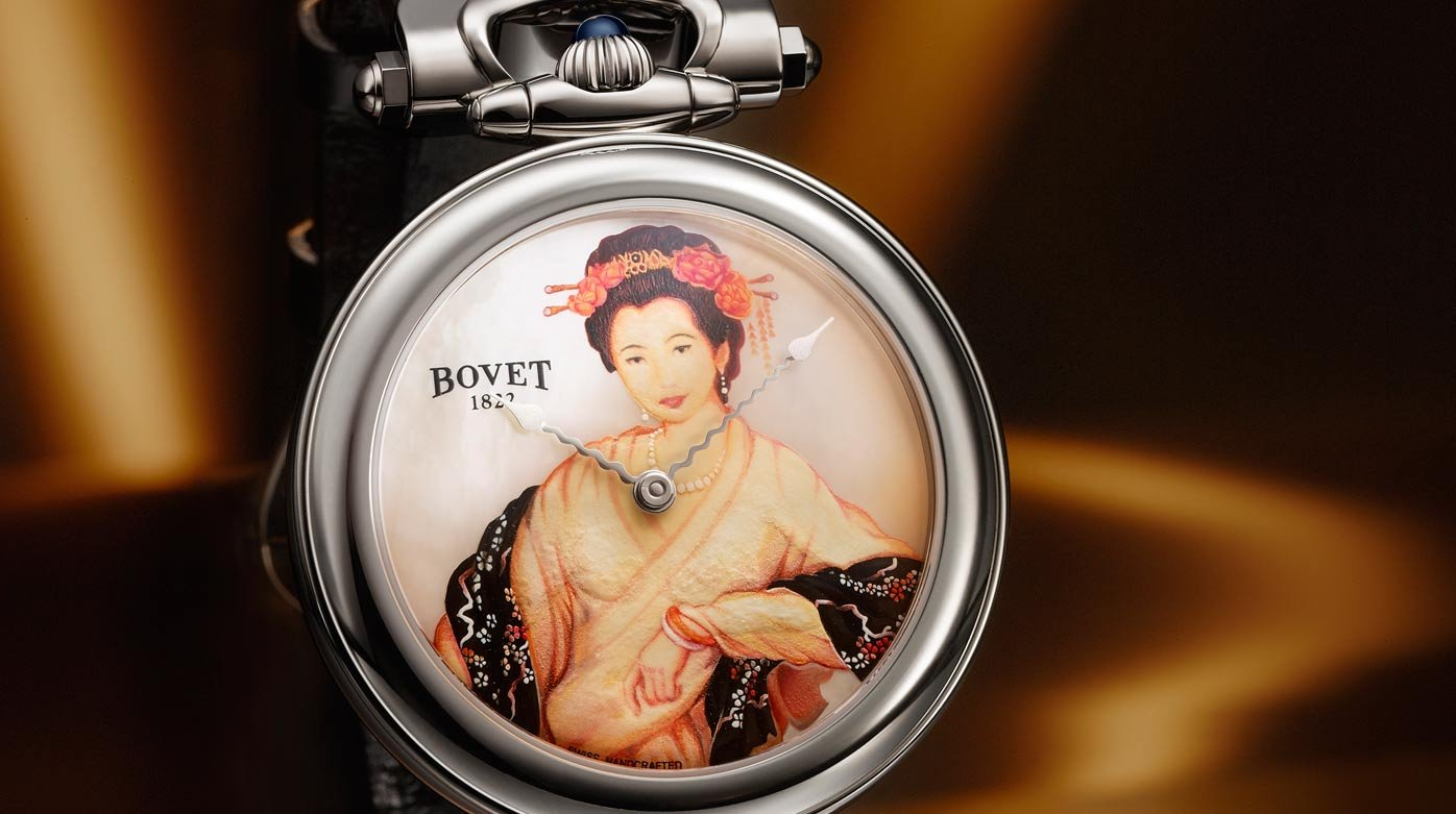 Bovet  - Secret Beauty pour Only Watch 2017