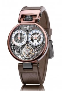 OttantaSei Flying Tourbillon
