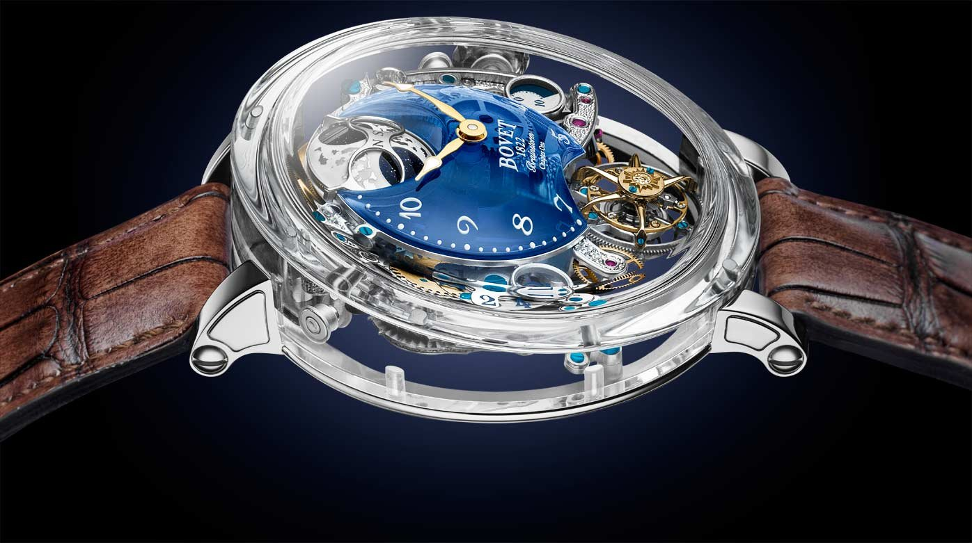 Bovet 1822 - Bovet's Brainstorm® Chapter One