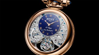 Edouard Bovet Tourbillon Trends and style