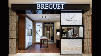 A new boutique in Japan
