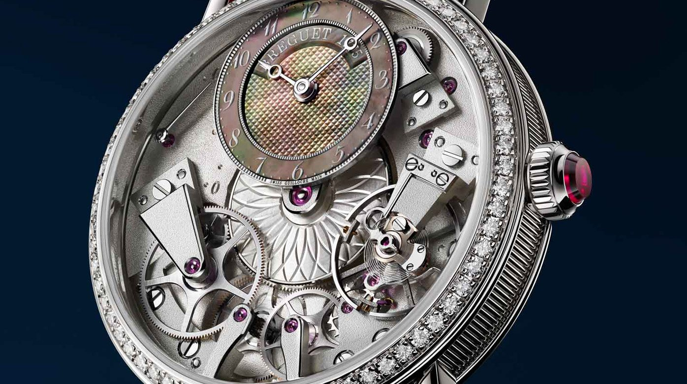 Breguet - The Tradition Dame 7038 awarded by the magazine Revolution