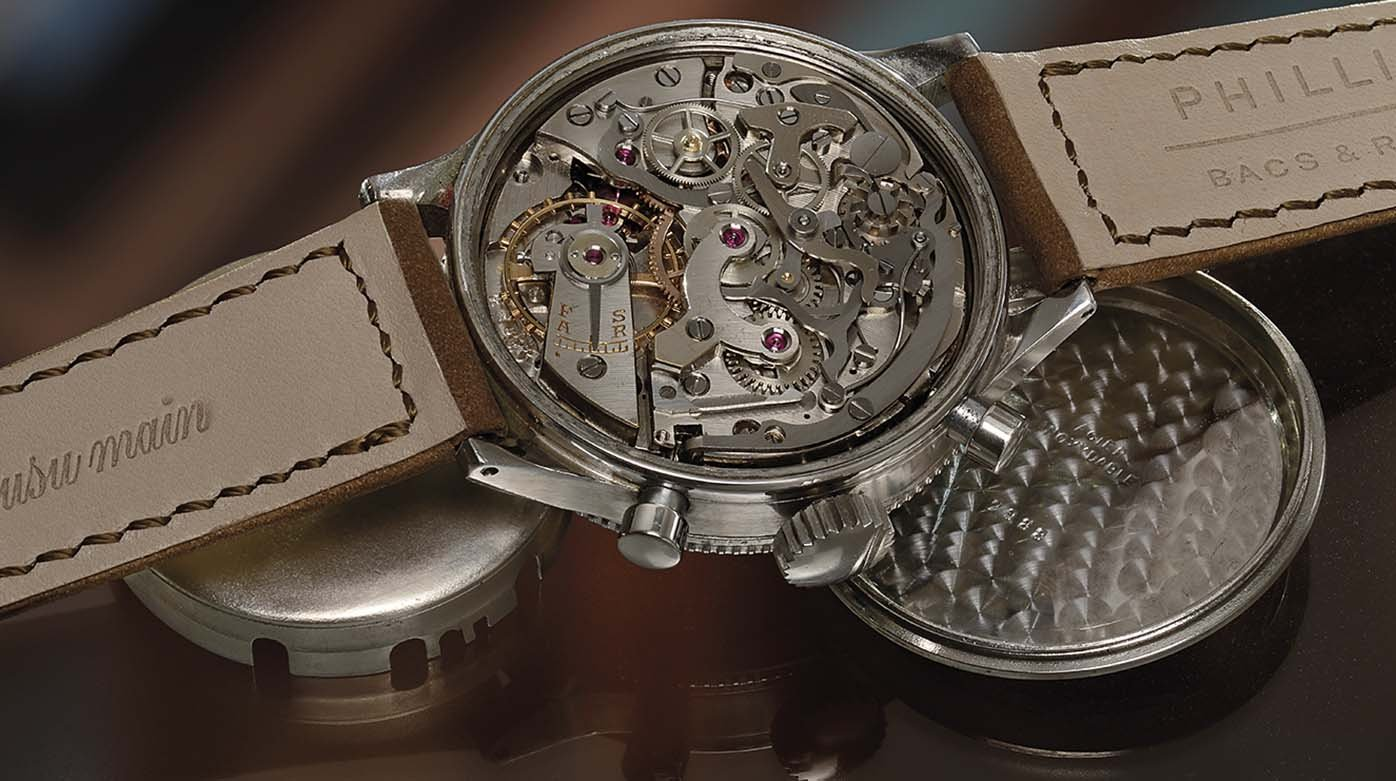Breguet - Acquisition of a 1967 Type XX chronograph