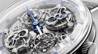 The Double Tourbillon, Revived
