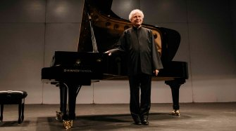 Concert by András Schiff Arts and culture