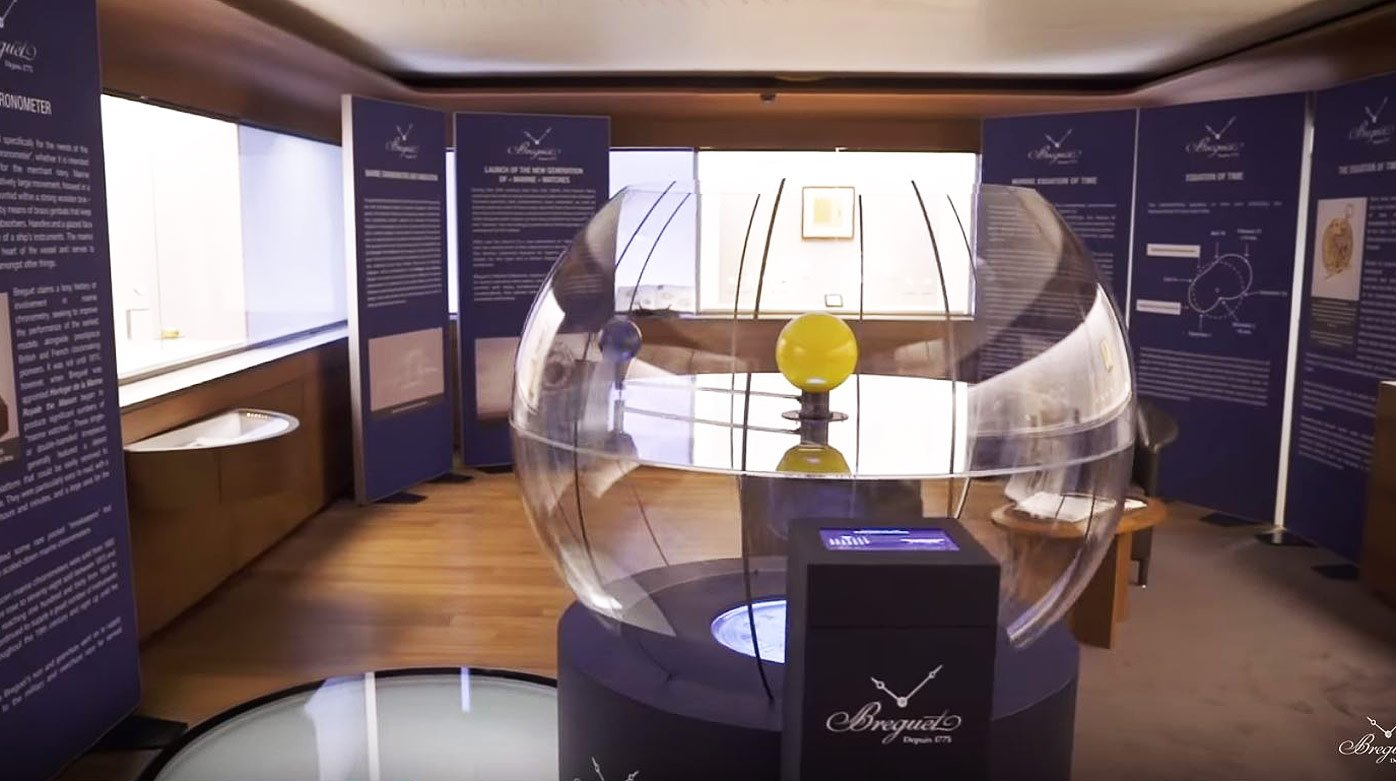 "Breguet - ""Breguet, Watchmaker to the Royal Navy"" exhibition"