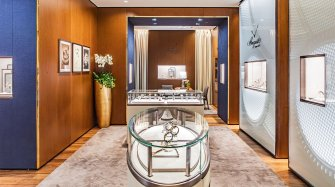 Breguet highlights its European heritage Retail