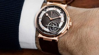 Marine Tourbillon Équation Marchante 5887 Trends and style