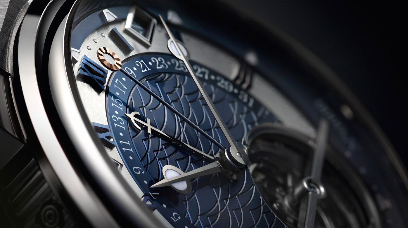 Breguet - Marine Running Equation of Time 5887