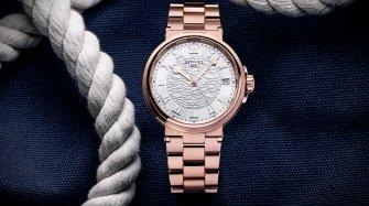 Marine by Breguet Trends and style