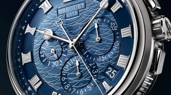 Marine Chronograph 5527 Trends and style