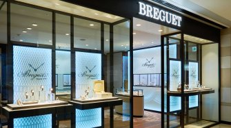 New image for the Breguet boutique of Hyundai Main in Korea Retail