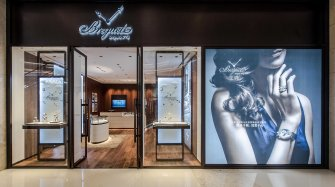 A new boutique in China Retail