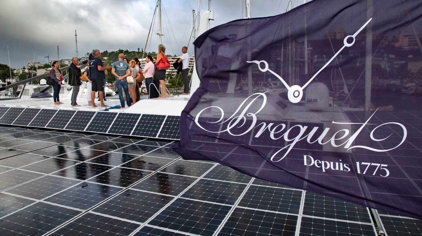 Breguet - L'aventure Race For Water continue