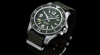 The Breitling SuperOcean Outerknown Trends and style