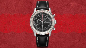 Icon: The Breitling Navitimer 1 41 mm Chronograph