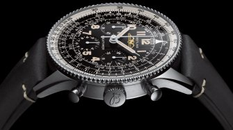 Old faithful: The Breitling Navitimer Re-edition